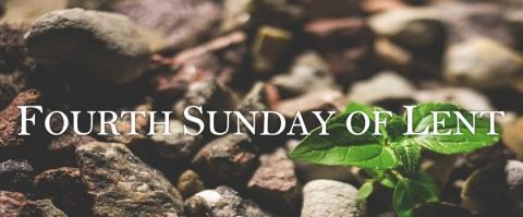 Fourth Sunday of Lent cover