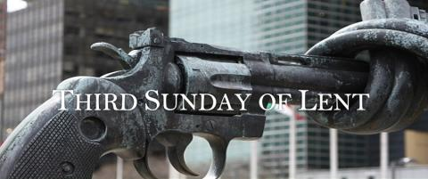 Third Sunday of Lent cover