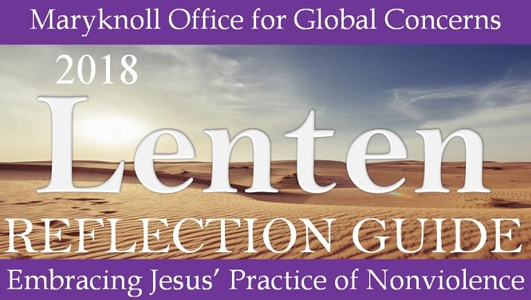 Lenten Guide 2018 logo