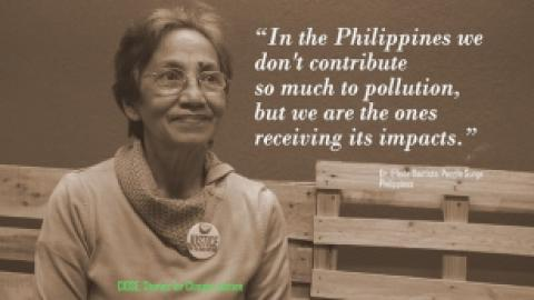 Dr. Efleda Bautista