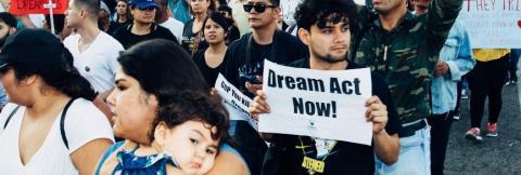 Defend DACA rally
