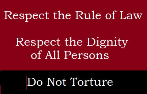Do Not Torture