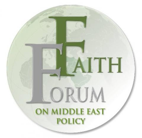 Faith Forum on Middle East Policy logo