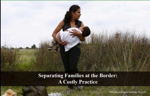 Separating Families at the Border Fact Sheet