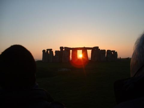 Winter Solstice at Stonehedge