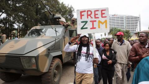 Zimbabwe November 18 2018