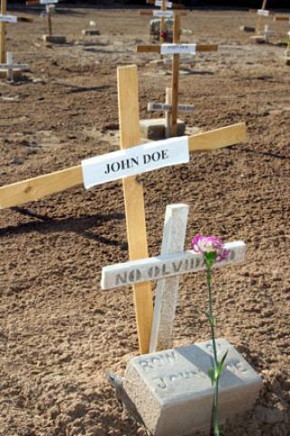 cross at Holtville CA