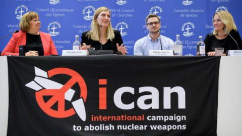 ICAN staff October 2017