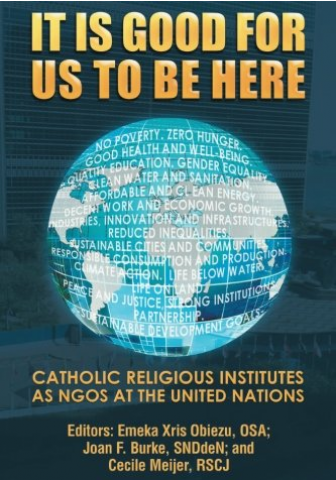 It is good for us to be here book cover