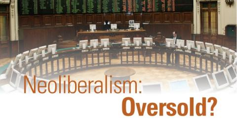 Neoliberalism Oversold? cover