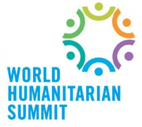 World Humanitarian Summit logo