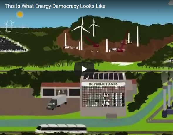 This is what energy democracy looks like video