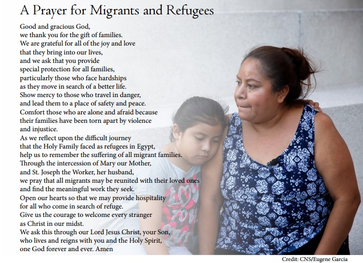 World Refugee Day June 20 2017 Maryknoll Office For